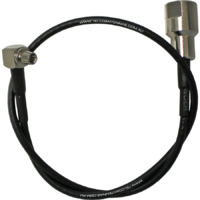 MS-705 Short Barrel to FME Male Patch Lead - 30cm Cable