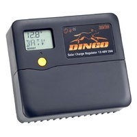 Dingo 2020 Regulator- VE Grd 12-48V 20 AMP SOLAR & LOAD