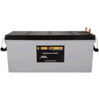 Concorde SunXtender 253Ah 12V Deep Cycle Solar Battery