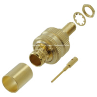 SMA Female Crimp Connector - LMR400/RG8