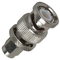 SMA Male to BNC Male Adaptor