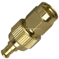 SMA Male to MCX Male Adaptor