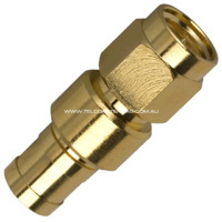 SMA Male to SMB Female Adaptor