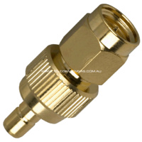SMA Male to SMB Male Adaptor