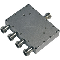 Signal Splitter 4-Way - N Female - 700-2700MHz