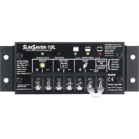 Morningstar SunSaver 10A Solar Regulator Controller 12V
