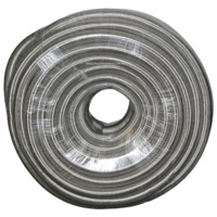 Stainless Steel Cable Braid 30mm ID - 50m Roll