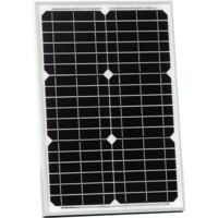 Symmetry 30W 12V Mono Solar Module - 5m Fly Leads