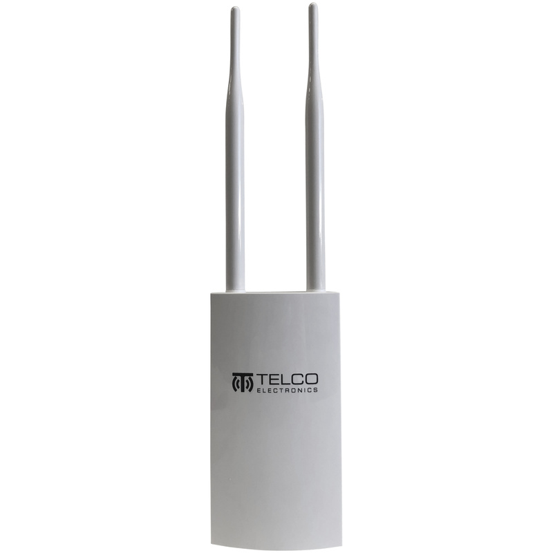 Telco T1 - CAT6 In/Outdoor Pole PoE Modem Router with WiFi - 3G/4G/4GX/4G+