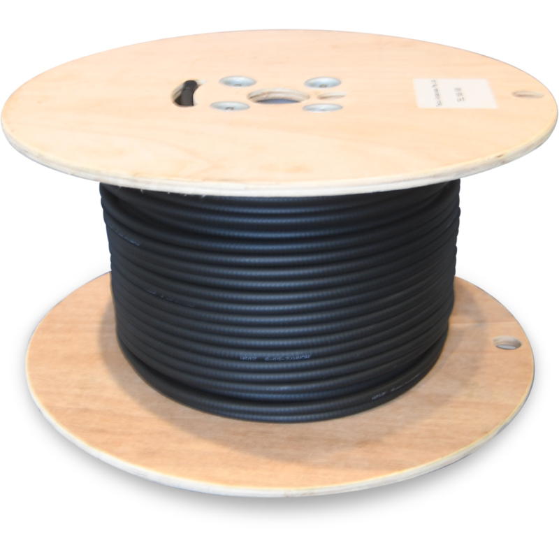 "Telco Antennas TEL150 1/4"" Corrugated Coaxial Cable - 300m Reel"