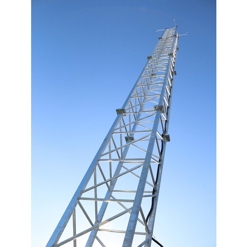 Free Standing Tower per Communication Section - 6m