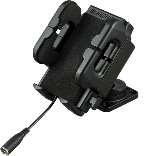 Smoothtalker Universal Cradle with Dash/Desk Mount and Antenna Connection - No Charger