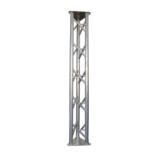 Heavy Duty Serviceable Aluminium Guyed Lattice Tower (400mm Face) up to 30m