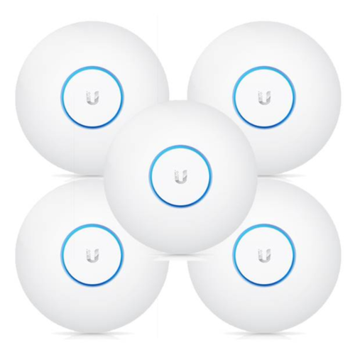 Ubiquiti UniFi AC PRO - 5 Pack - Distributed WiFi Access Point